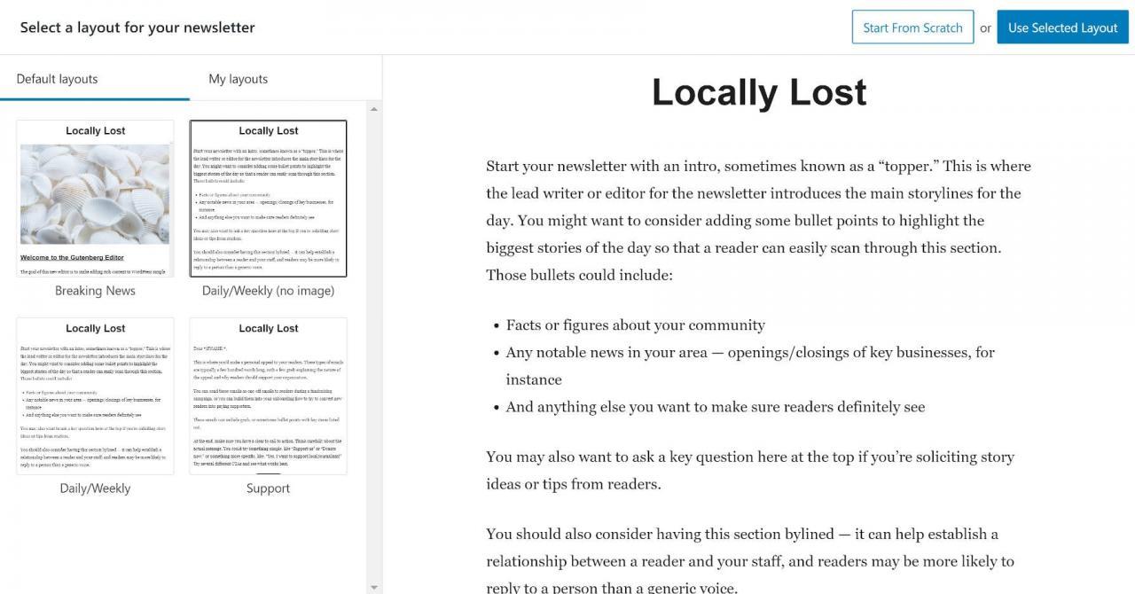 newspack-newsletters-现在活在wordpress-plugin目录中Newspack Newsletters现在位于WordPress插件目录中