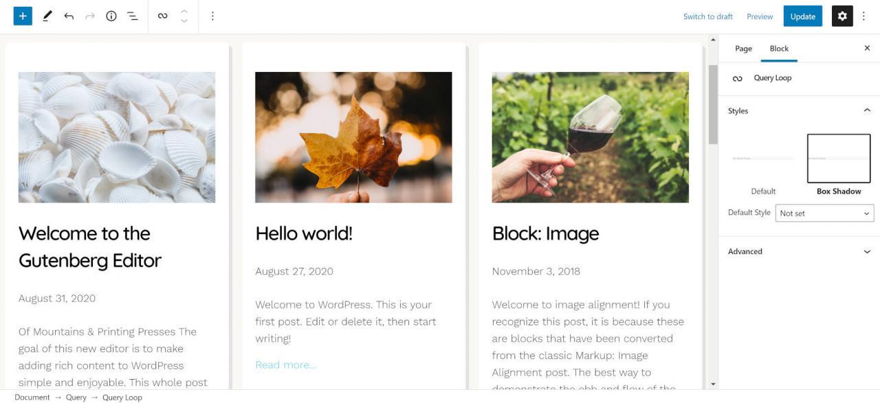 通过带有Hansen主题4的块模式构建一个完整的WordPress网站,通过具有Hansen主题的块模式构建一个完整的WordPress网站