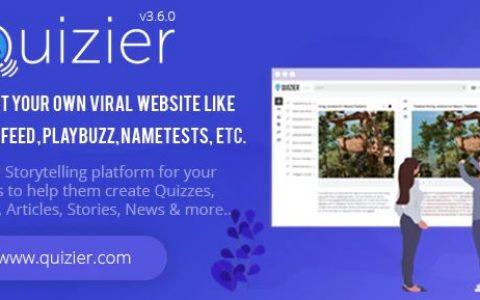 Quizier多功能病毒应用程序v3.6.0