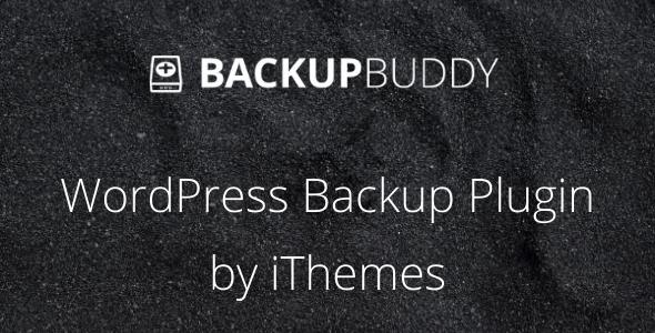 免费下载iThemes BackupBuddy插件