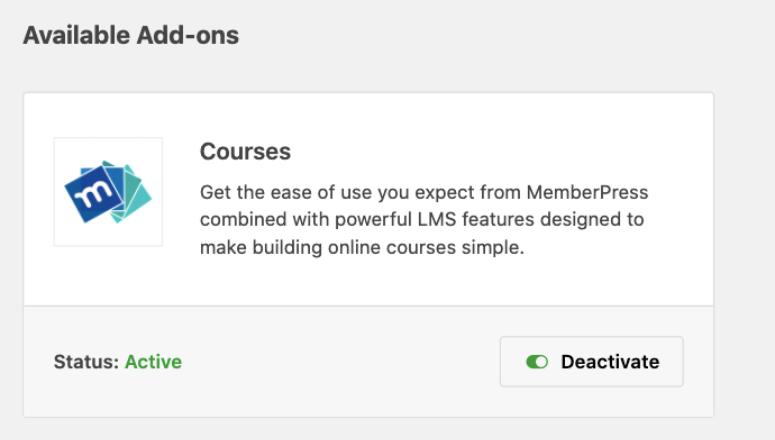 MemberPress课程插件