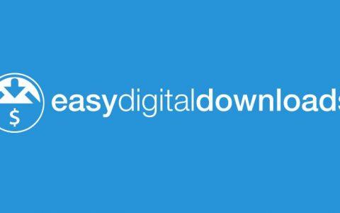 Easy Digital Downloads 3.0现已公开发布