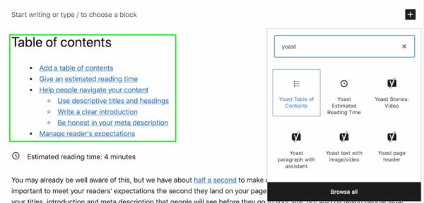 管理您的读者期望,以降低您的帖子1的跳出率。管理读者的期望值,以降低帖子的跳出率