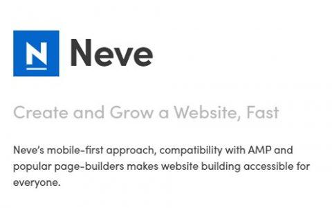 免费下载Neve Pro Addon v1.4.0 [Agency Plan]