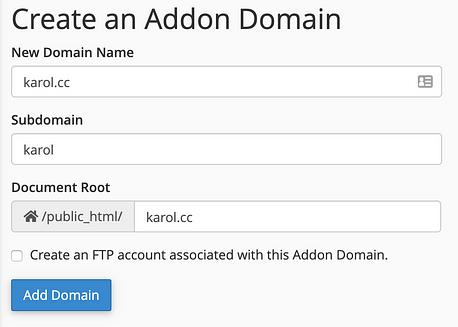 new-domain