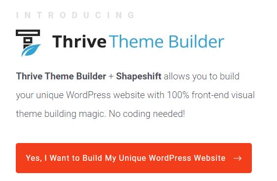 Thrive Theme Builder免费下载