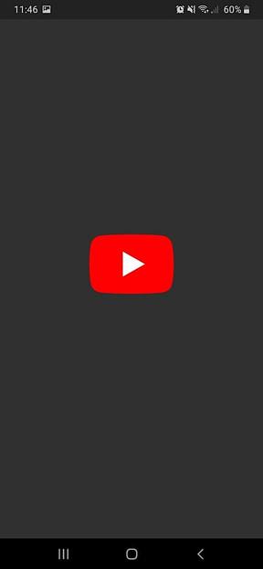 YouTube启动画面
