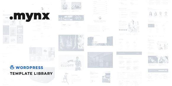 Mynx WordPress模板库