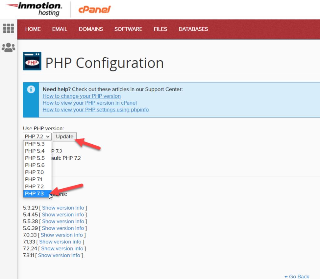 修复您遵循的链接在wordpress中已过期错误-更新php