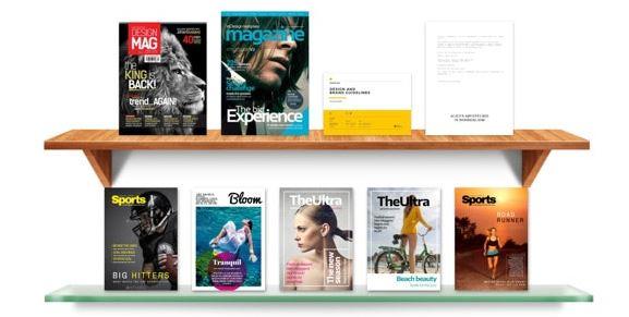Real3D Flipbook Addon的书架