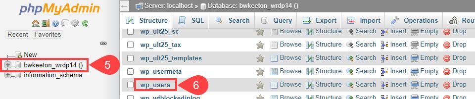 如何在wordpress-8中更改或重置密码如何在WordPress中更改或重置密码