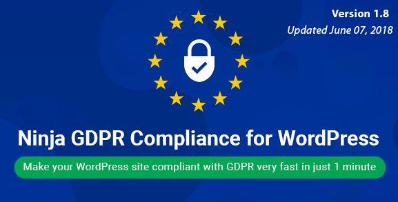 WordPress GDPR + CCPA + DPA合規性