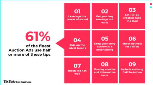 9个提高性能的创意技巧 TikTok商业版1 | 数字营销社区