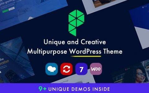 Prelude v1.8 –创意多用途WordPress主题