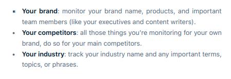 内容营销人员可以利用6种方式进行媒体监控 DMC