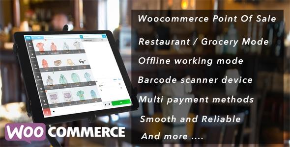 OpenPOS-WooCommerce销售点(POS)