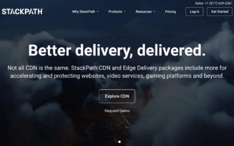 StackPath CDN(最大CDN)评论:它可以提供闪电般的快速速度吗?