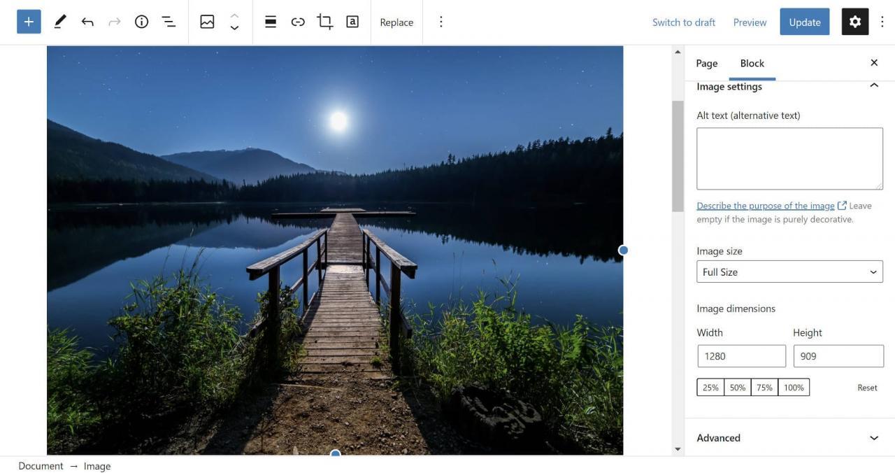 gutenberg-10-3-支持默认图像尺寸继续标准化工具栏并对主题块进行分类Gutenberg 10.3支持默认图像尺寸,继续对工具栏进行标准化并对主题块进行分类