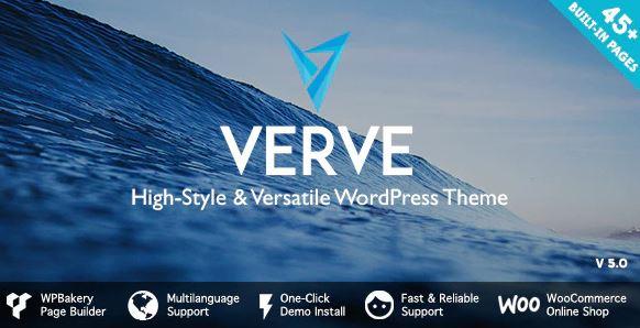 Verve-高级WordPress主题