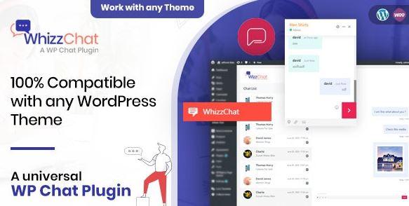 WhizzChat-通用WordPress聊天插件