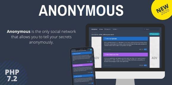 匿名-秘密自白社交网络
