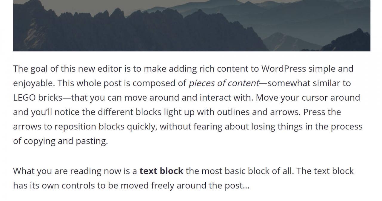 churel是一个多彩且极简的块就绪WordPress主题2 churel是一个色彩丰富且极简的块就绪WordPress主题