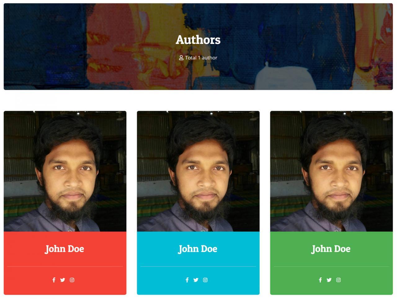 churel是一个多彩且极简主义的块就绪WordPress主题6 churel是一个丰富多彩且极简的块就绪WordPress主题