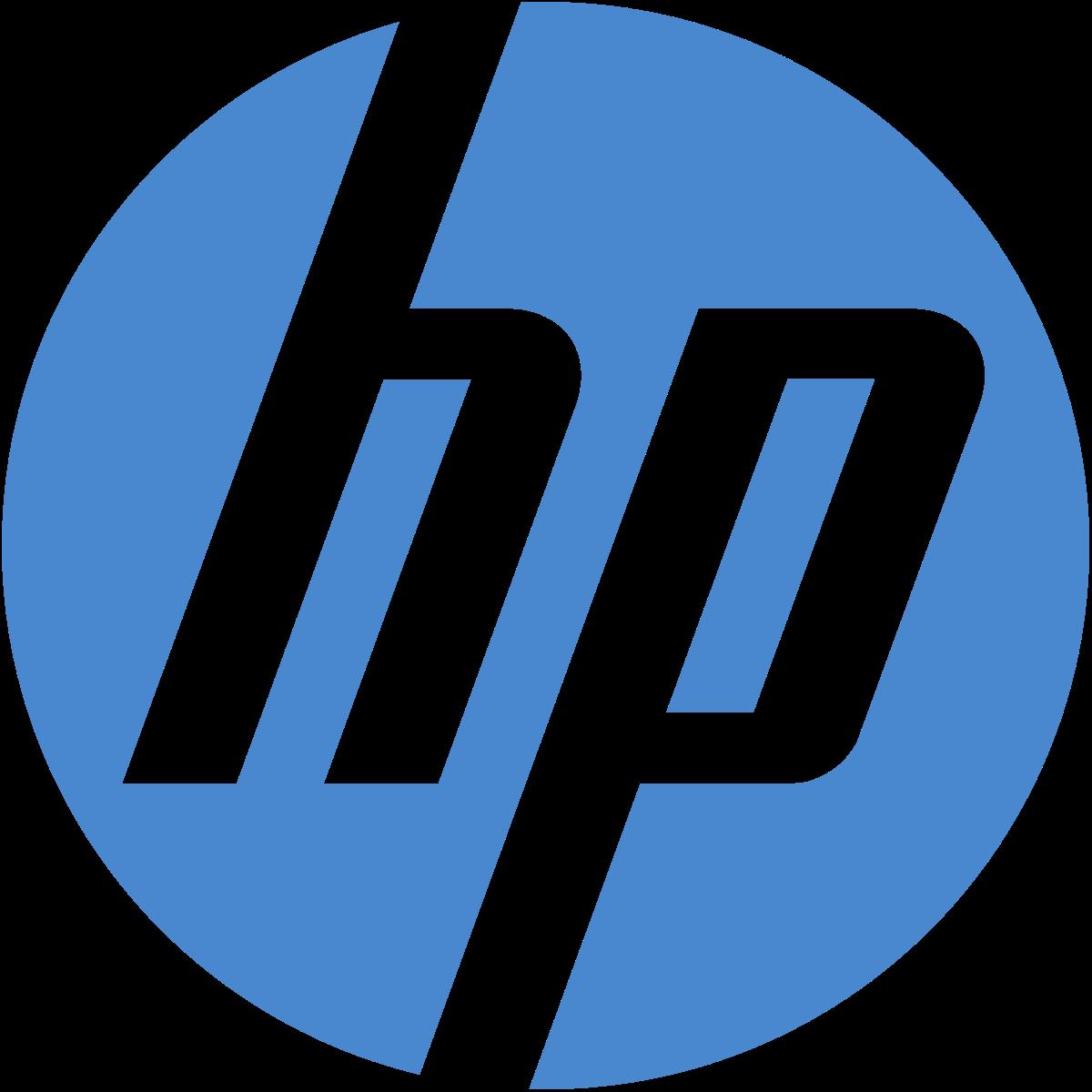 HP徽标是会标的一个示例