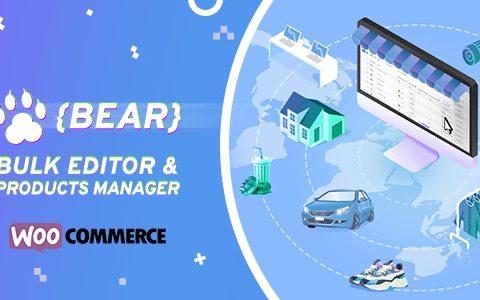 WOOBE v2.0.8 – WooCommerce批量编辑器和产品经理专业版