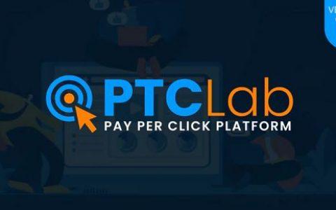 ptcLAB –每次点击付费平台