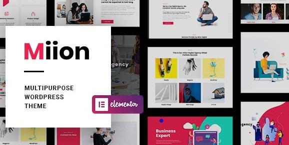 Miion | 多功能WordPress主题