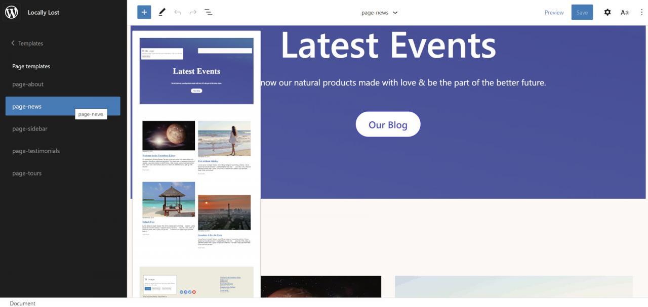 anariel-design-launch-naledi-一个基于块的wordpress-theme-4 Anariel Design推出Naledi,这是一个基于块的WordPress主题