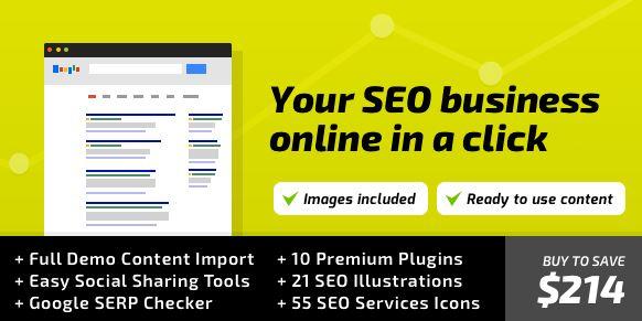 SEOWP-SEO和数字营销WordPress主题