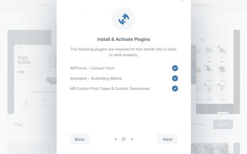 Blocksy主题扩展了免费的入门网站集,并计划创建新的块套件