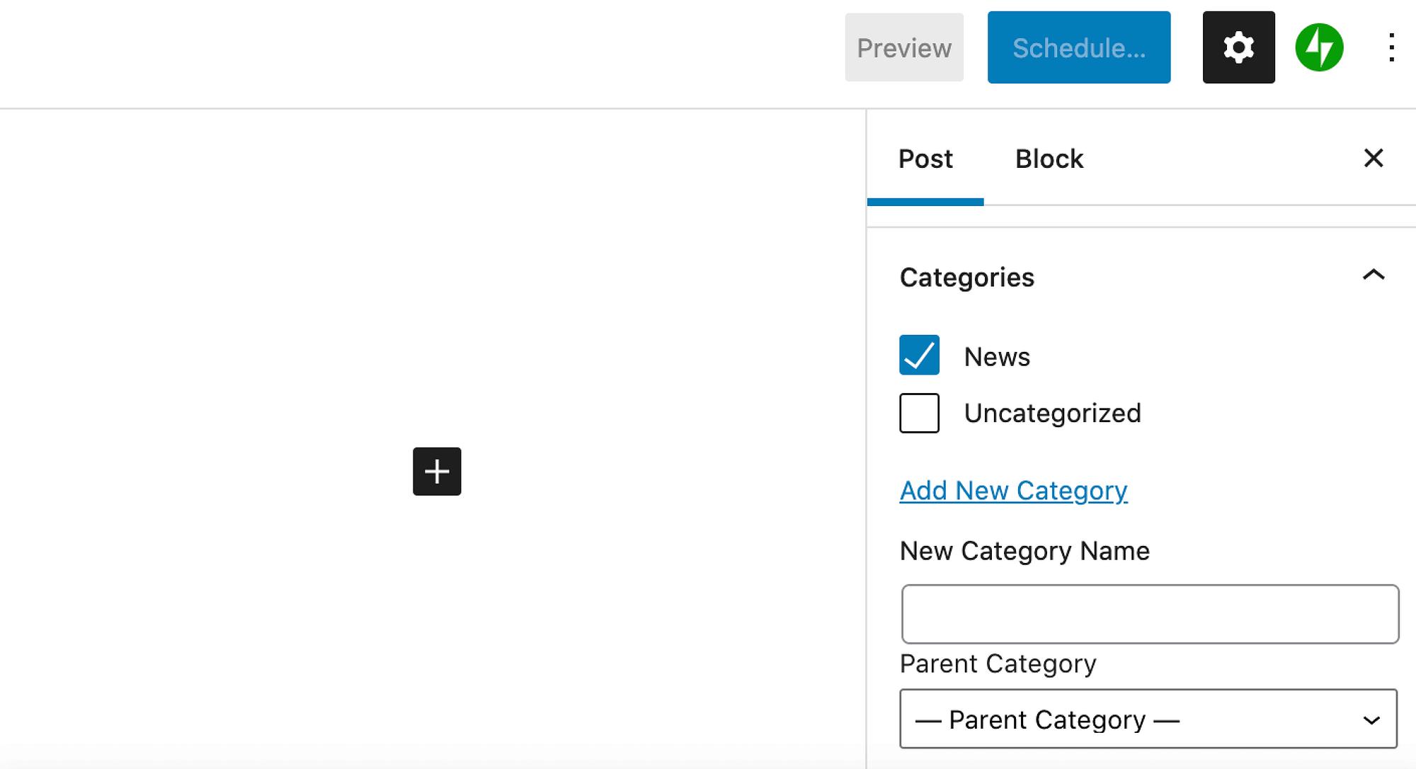 WordPress SEO设置。
