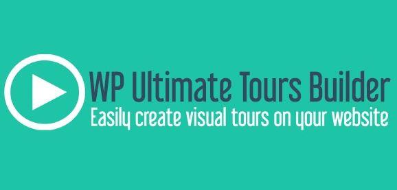 WP Ultimate Tours Builder - WordPress 插件