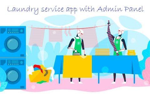 Laundry Services v1.0 – 在线洗衣服务安卓应用
