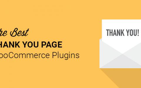 WooCommerce 的 7 个最佳感谢页面插件