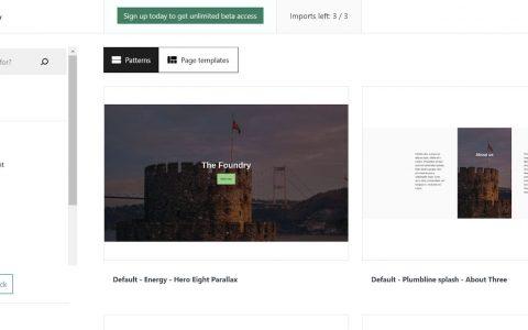 Extendify 采用 EditorsKit,增加其块插件集合