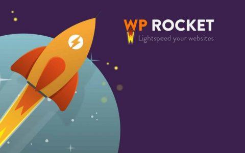 WP Rocket v3.9.1 – 最好的 WordPress 缓存插件