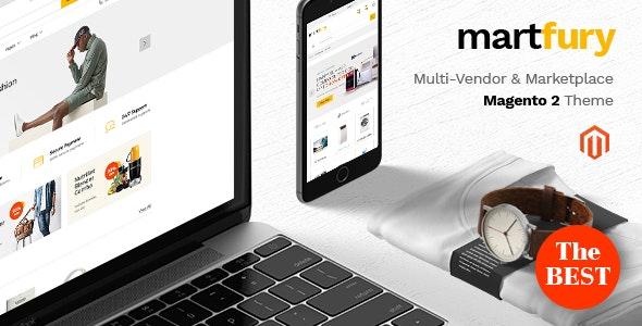 Martfury v3.2 – 市场多用途电子商务 Magento 2 主题
