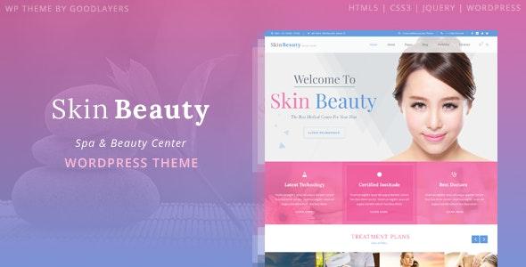 Skin Beauty v1.3.3 – Spa WordPress