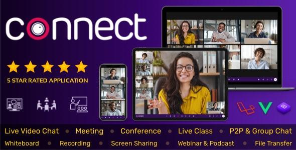Connect v1.11.0 – 现场课程、会议、网络研讨会、在线培训和网络会议