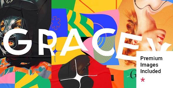 Gracey v1.0 – 創意組合主題
