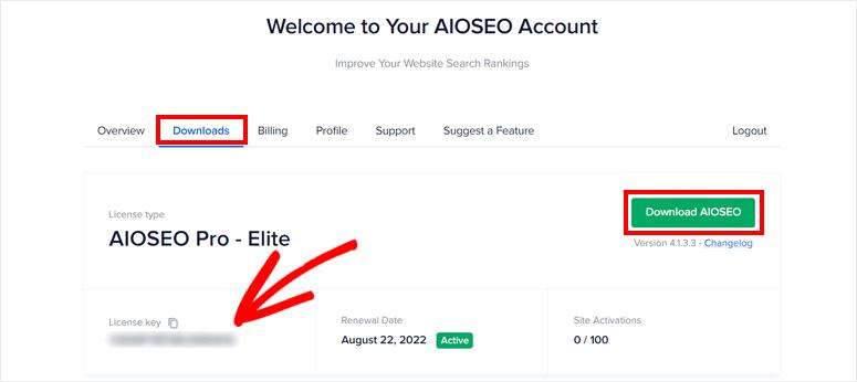 aioseo-许可证密钥下载