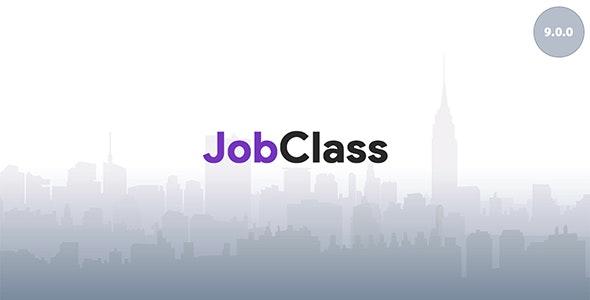 JobClass v9.0.0 - 工作板网络应用程序