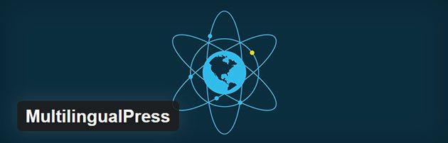 MultilingualPress WordPress翻譯插件