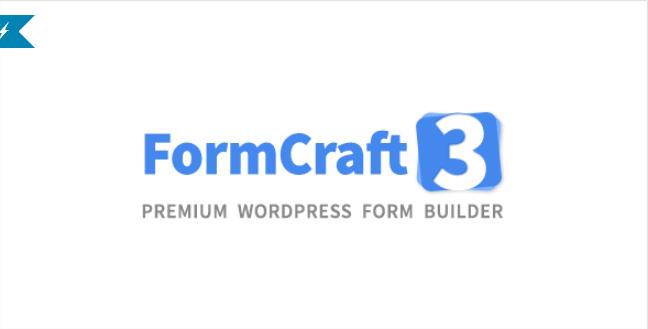 FormCraft  - 高级WordPress表单生成器