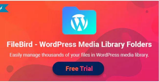 FileBird  -  WordPress媒体库文件夹