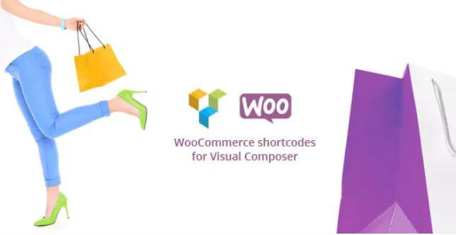 Visual Composer的Woocommerce短代码